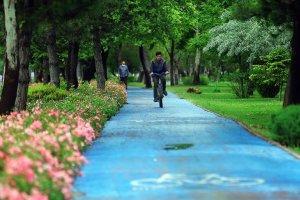 Dünya'nın en uzun ikinci bisiklet yolu: Konya