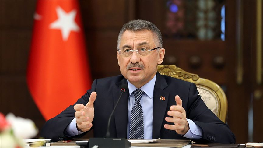 Oktay: Yeni normalin alternatif küresel üretim gücü Türkiye olacak