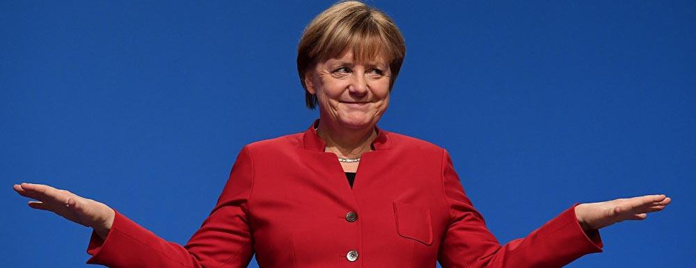 Başbakan Merkel Irkçılık geçmişten günümüze hep vardı