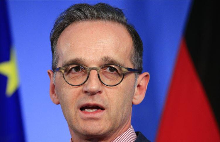 Almanya Dışişleri Bakanı Maas: Türkiye ile yakın diyalog içindeyiz