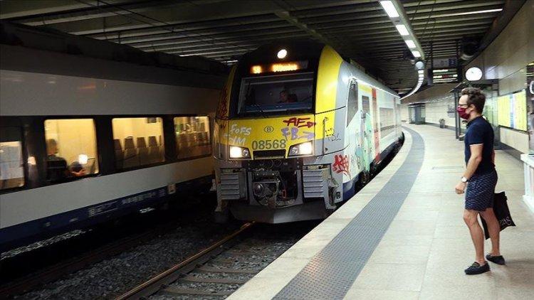 Belçika iç turizmi canlandırmak için tren bileti verecek