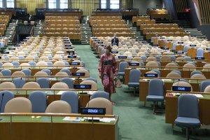 ABD İsrail konusunda BM Güvenlik Konseyi'nde yalnız kaldı