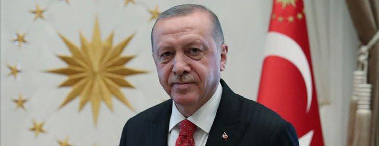 Cumhurbaşkanı Erdoğan 50 konut sözü verdi