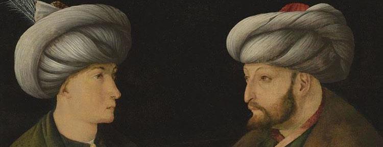 Fatih Sultan Mehmet'in portresi 770 bin sterline alıcı buldu