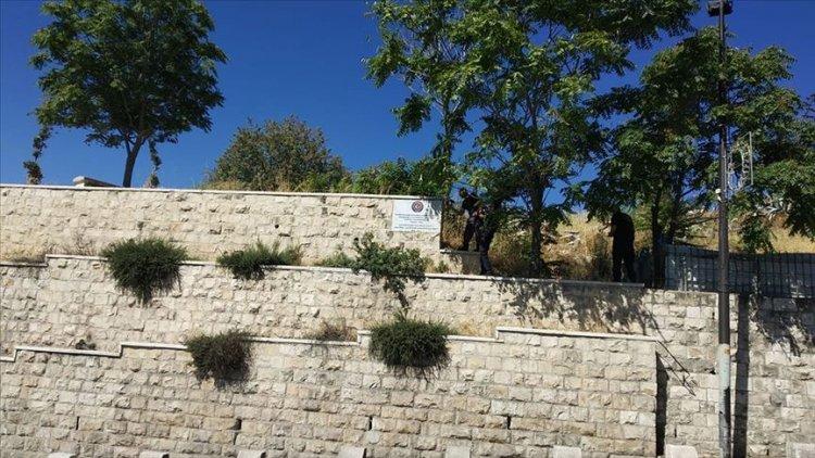 TİKA Başkanlığın Kudüs'teki tabelasının sökülmesine tepki gösterdi