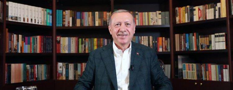 Cumhurbaşkanı Erdoğan  hayvanları telef olan vatandaşa 16 koyun gönderdi