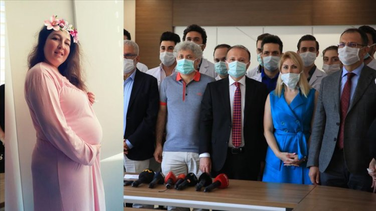 Dünyada ilk başarılı rahim nakli Akdeniz Üniversitesi Tıp Fakültesi'nde yapıldı