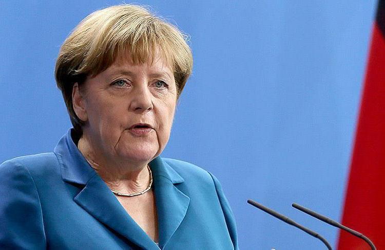 Almanya Başbakanı Merkel: Türkiye'ye ihtiyaçımız var