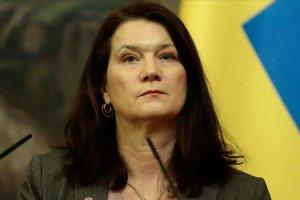 İsveç Dışişleri Bakanı Linde İsrail'e baskının sürdürülmesini istedi