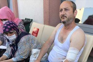 Sakarya'daki patlamada yaralanan Recep Ersoy