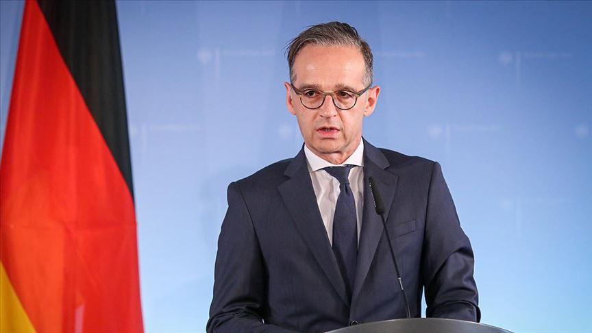 Alman Bakan Maas: Türkiye ile bilgi paylaşımını sürdüreceğiz