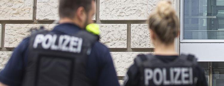 Almanya'da Wittenberg kentinde camiye saldırı planlayan aşırı sağcı gruba operasyon