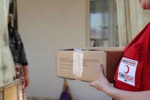 Türk Kızılay kampanyası ''Kurban Bereketini Yıl Boyu Yaşatıyorsan Hilal Olsun Türkiye