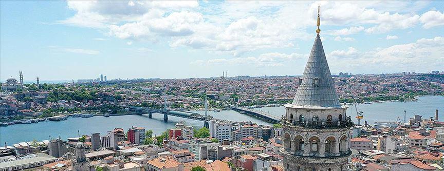 Galata Kulesi'nin bakım çalışmaları sonbahara bırakıldı