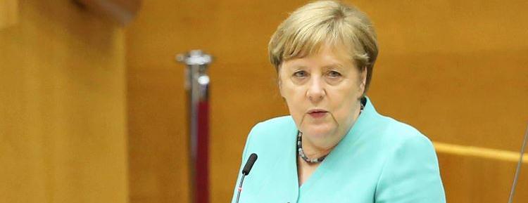 Almanya Başbakanı Merkel: 'Ekonomik toparlanmaya odaklanmalıyız'
