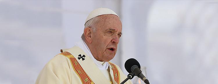 Papa Franciscus 'Ayasofya'yı düşünüyorum, çok üzgünüm'