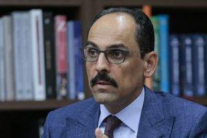 Cumhurbaşkanlığı Sözcüsü İbrahim Kalın 'Türkiye'de dini özgürlük var'