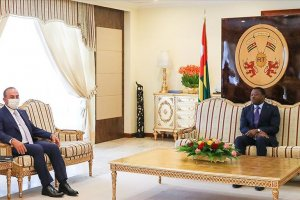 Dışişleri Bakanı Çavuşoğlu: Togo'ya büyükelçilik açıyoruz