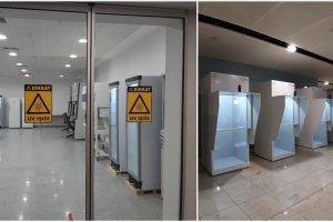 Sabiha Gökçen Havalimanı'nda Kovid-19 PCR Test Merkezi hizmete girdi