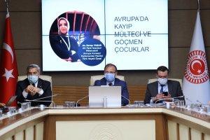 Komisyon, AK Parti Bursa Milletvekili Hakan Çavuşoğlu başkanlığında toplandı