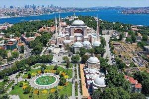 86 yıl sonra açılışı yapılacak Ayasofya Camii'nin hazırlıklarında sona yaklaşıldı