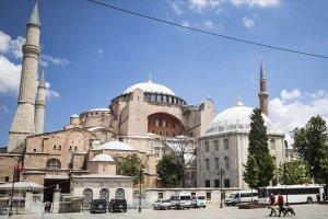 Kızılay, Ayasofya Camii'nin açılışında vatandaşların ihtiyaçlarını karşılayacak