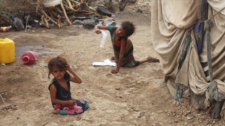 BM'den Yemen'in güneyinde 3,2 milyon kişi için gıda güvensizliği uyarısı