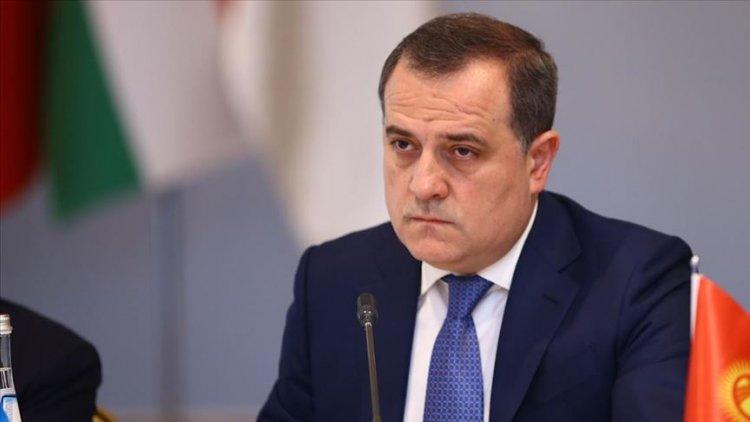 Azerbaycan Dışişleri Bakanı Bayramov: Türkiye, kötü günde bizim yanımızda oldu
