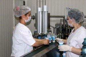 Kadın eliyle tonlarca süt ekonomiye kazandırılıyor