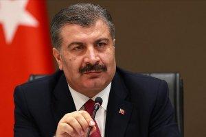 Sağlık Bakanı Koca: 4,5 milyona yakın Kovid-19 testi yapıldı