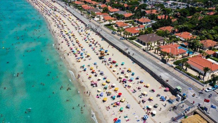 Türkiye turizminde Hazira ayında otel doluluğu yüzde 21,2 oldu