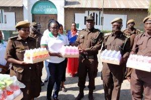 TİKA'dan Tanzanya'nın Kovid-19'la mücadelesine destek