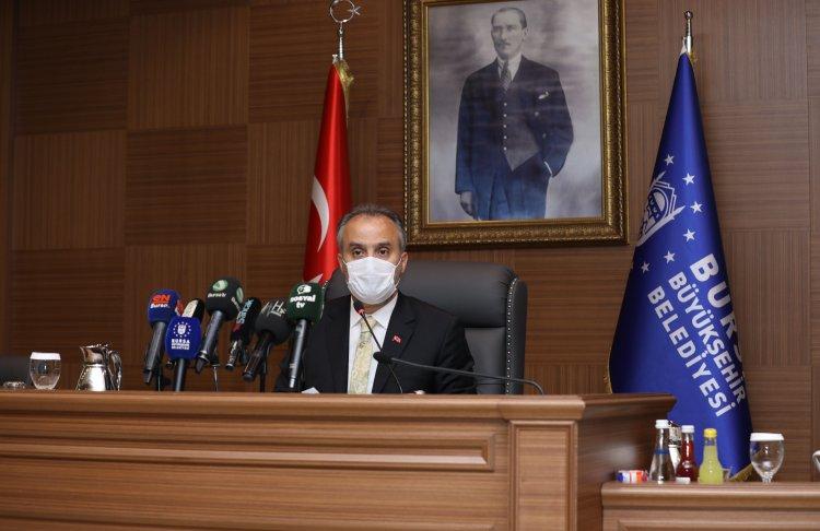 Başkan Aktaş Kurban Bayramı'na yönelik mesaj verdi