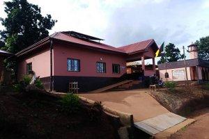 TİKA'dan Kamerun'da 8 bin kişiye hizmet Verecek sağlık merkezi hizmete açıldı