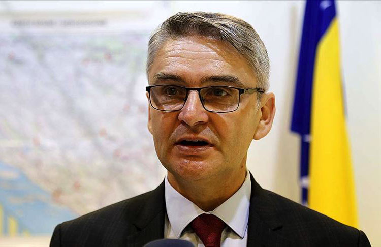Bakanı Bukvarevic Kovid-19 nedeniyle hayatını kaybetti