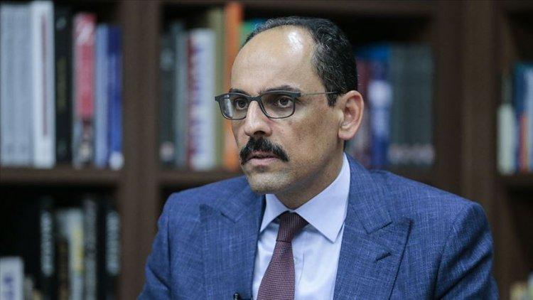 Kalın: Hutbede Erbaş hocanın Atatürk'e dil uzatılması diye bir şey söz konusu değil