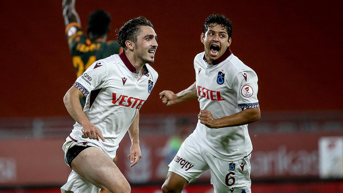 Trabzonspor 9. kez Ziraat Türkiye Kupası'nın sahibi oldu