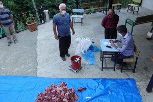 Artvin'de 3 asırlık kurban bayramı geleneği yaşatılıyor