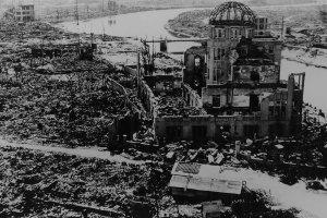 Hiroşima ve Nagazaki'ye atılan atom bombasından üç çeyrek asır geçti