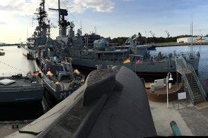 Alman firkateyni Libya açıklarına gönderdi
