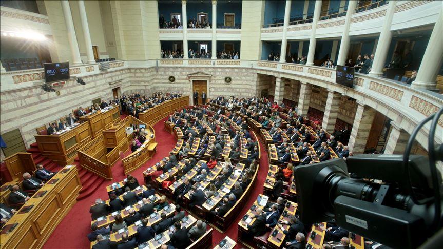 Yunanistan'da hükümet yeni kabine revizyonu yaptı