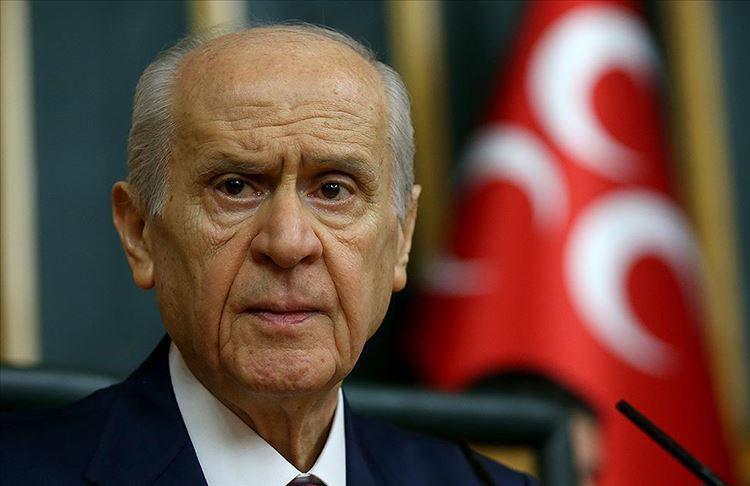 MHP Genel Başkanı Bahçeli: Sayın Akşener derhal evine dönmeli