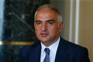 Kültür ve Turizm Bakanı Ersoy: Alman misafirlerimizi ağırlamaya hazırız