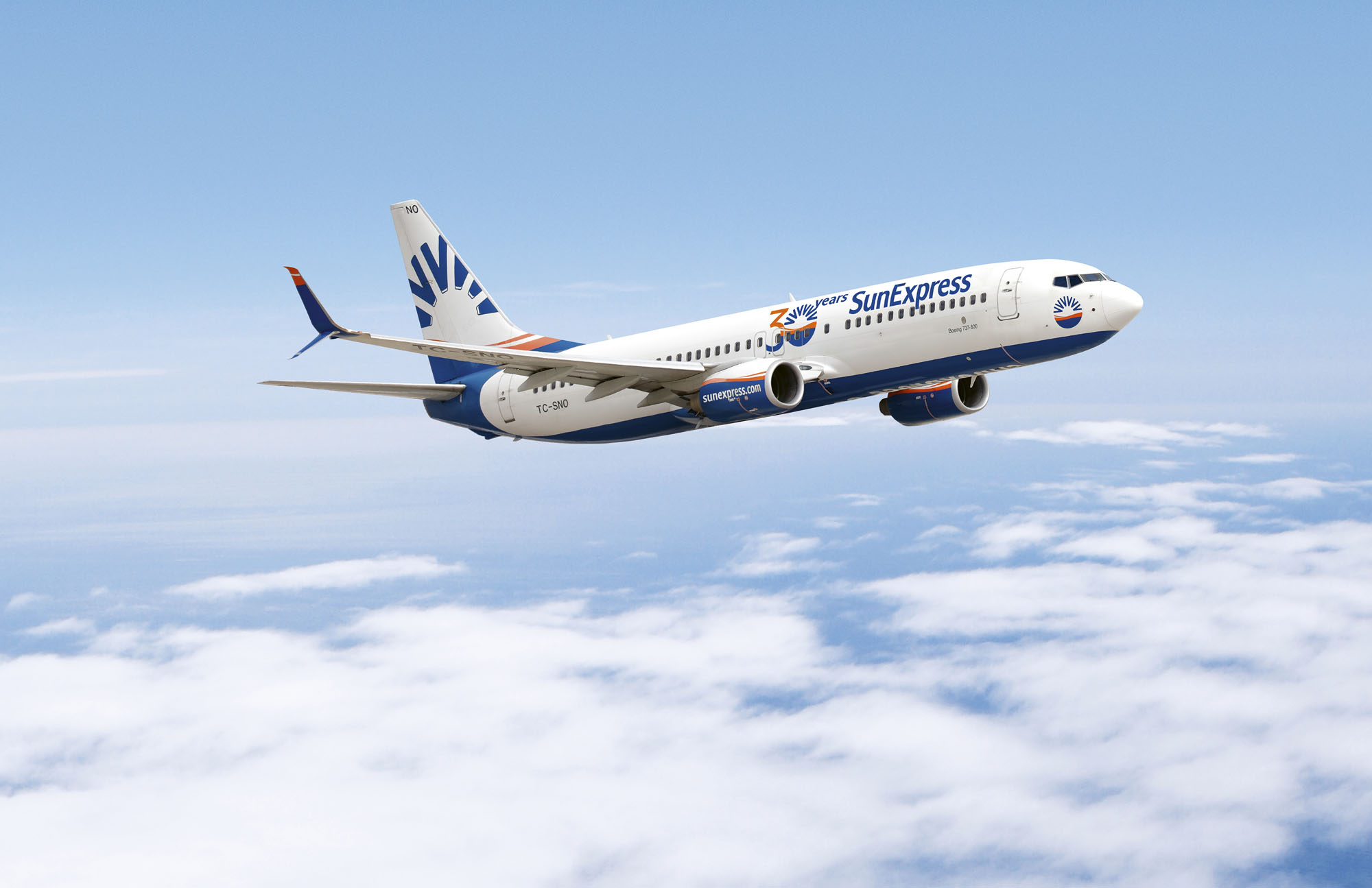 SunExpress Anadolu ve Avrupa uçuş ağını genişletiyor