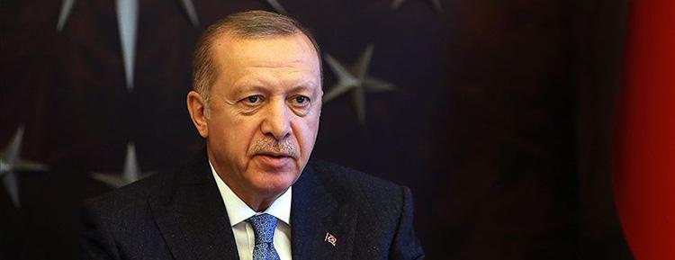 Cumhurbaşkanı Erdoğan: Hiroşima'nın 75. anma yıl dönümünde mesaj yayınladı