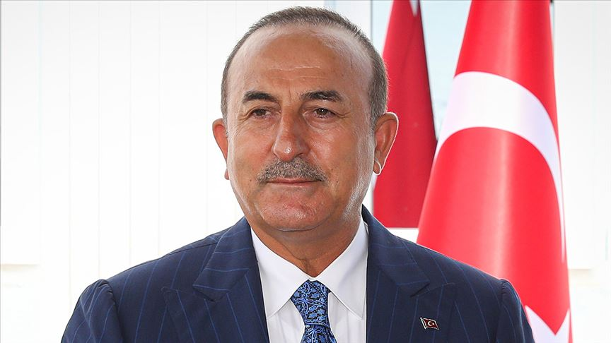 Çavuşoğlu, Yunanistan ile Mısır Türkiye'nin ve Libya'nın  kıta sahanlığını ve haklarını ihlal ediyor