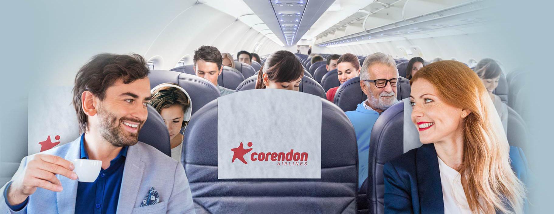 Corendon Airlines Türkiye'de bir ilke imza attı
