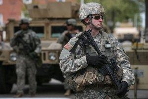 ABD'de polis şiddeti karşıtı protestoları bastırmak için ulusal muhafızlar görevde