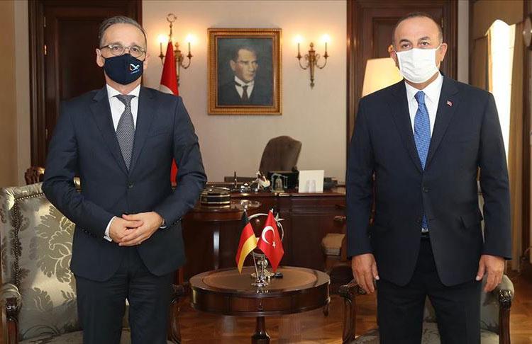 Bakan Maas: Doğu Akdeniz'de durumun tırmanması ne AB'nin ne Yunanistan'ın ve Türkiye'nin yararına