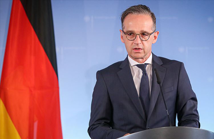 Bakanı Maas'tan Yunanistan ve Türkiye'ye diyalog çağrısı
